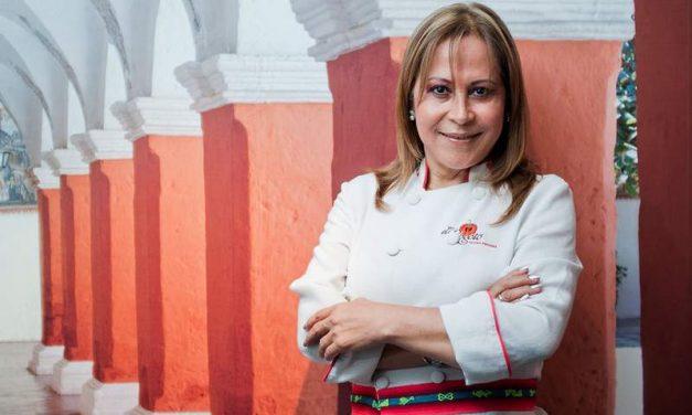 La mujer que hace historia en la gastronomía peruana habló con Pasaporte Radio