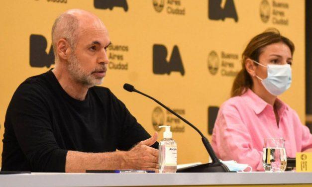 El gobierno de la Ciudad de Buenos Aires le declaró la guerra al gobierno nacional: la columna de Ignacio Quartino