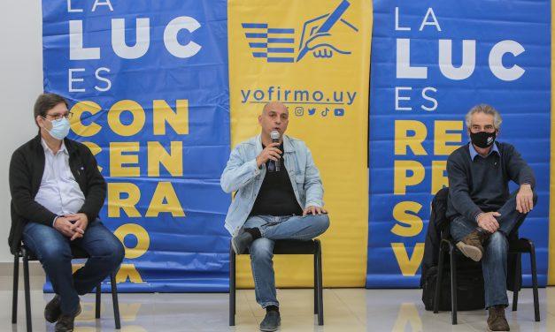 Las firmas contra la LUC incrementará la disputa política entre gobierno y oposición