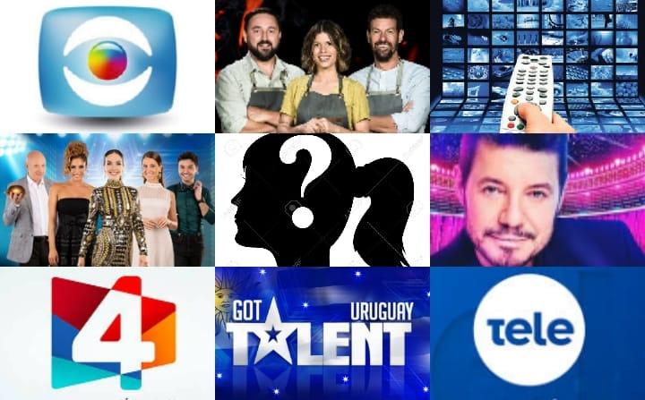 Enigmático: ¿Qué famosa conductora renunció a su canal? Además, las mediciones del martes en la TV uruguaya
