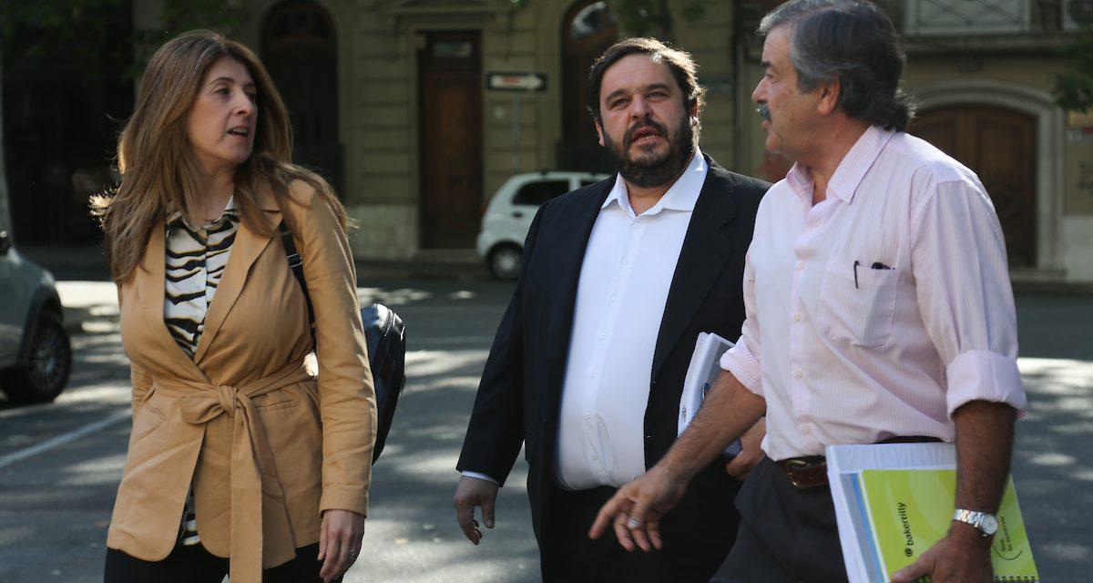 Uriarte descartó su renuncia, aunque su cargo «siempre está a disposición», dijo