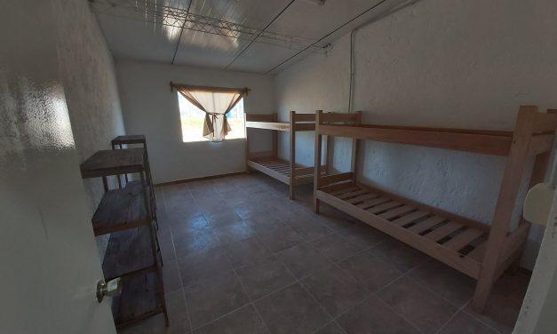 Se inauguró el sector de pre- egreso en la cárcel de Santiago Vázquez