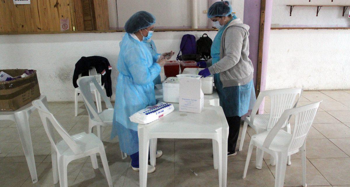 Uruguay llegó al 50% de su población vacunada con segunda dosis