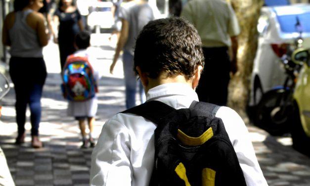 Cuarto, quinto y sexto de escuela de todo el país salvo Montevideo y Canelones vuelven a la presencialidad este lunes