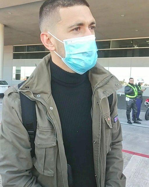 De Arrascaeta recibe el alta médica de Covid-19