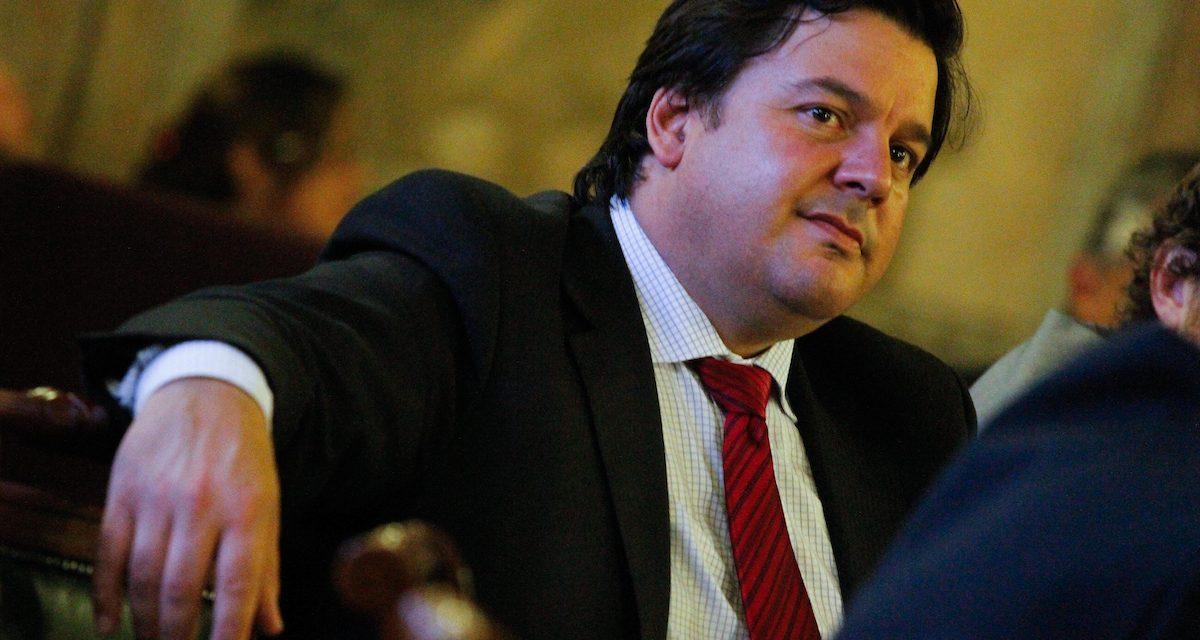 """Peña  aseguró que  """"es una reacción destemplada"""" decir que presionaron para no votar el fideicomiso en Canelones"""