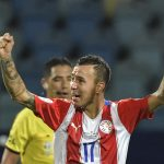 Paraguay sacó cabeza en el grupo B