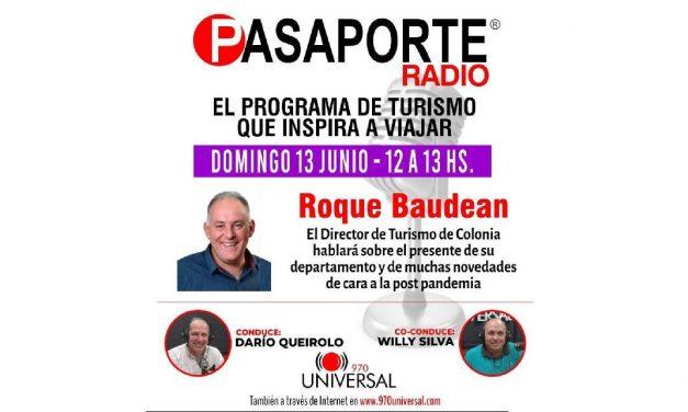 Bienvenidos al 11º programa de Pasaporte Radio – 13 de junio de 2021