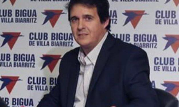 """Gonzalo Varela: """"La final va a ser durísima. Nacional es un gran equipo, es de destacar lo de Leo Zylbersztein"""
