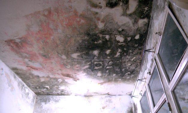 ASSE resolvió cerrar Policlínico del Centro Auxiliar de Batlle y Ordóñez por riesgo de colapso del techo