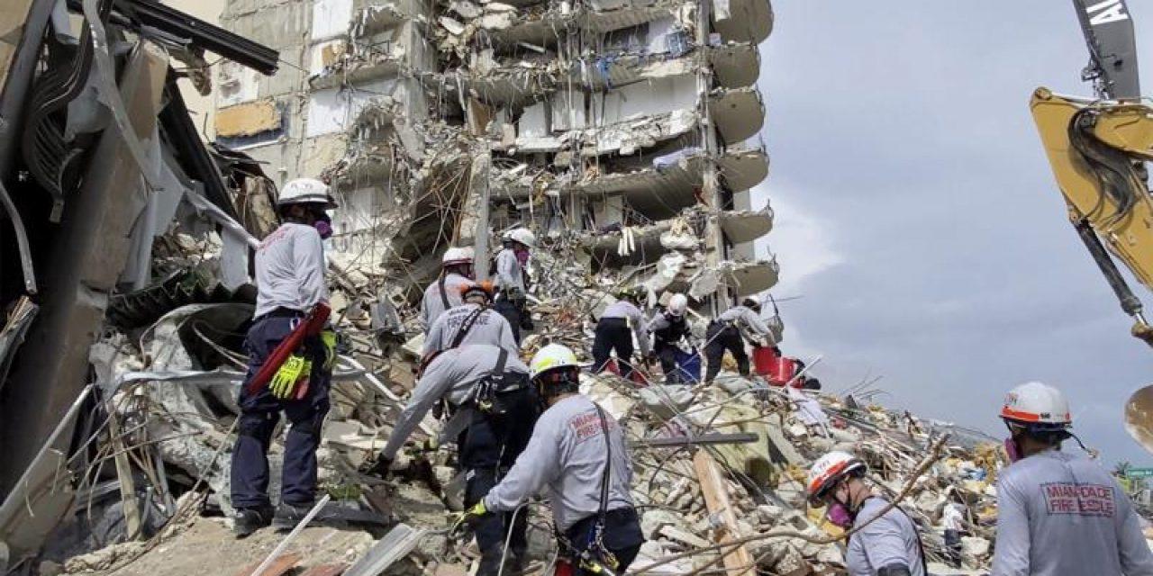 Familiares reprochan tareas de rescate tras derrumbe de edificio: la columna de Alejandro Figueredo desde Miami