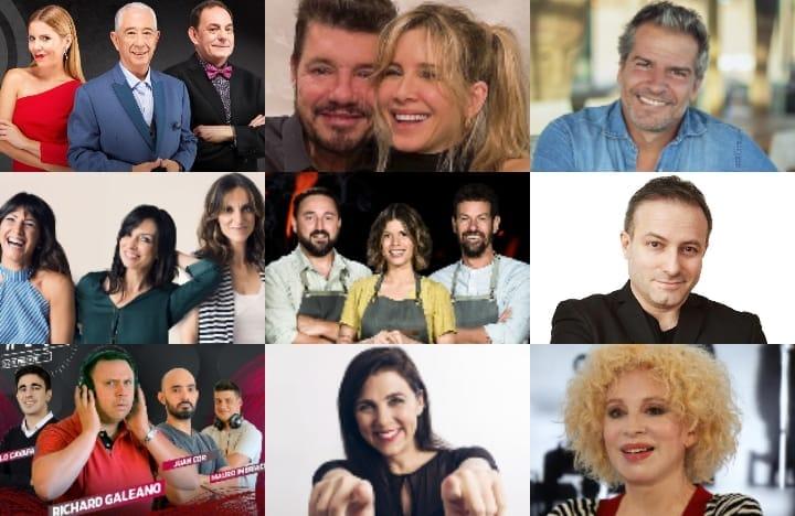 """El destino de las ex """"Vespertinas"""", los famosos de """"Masterchef Celebrity"""", el cambio de día a """"Fuego Sagrado"""" y más"""