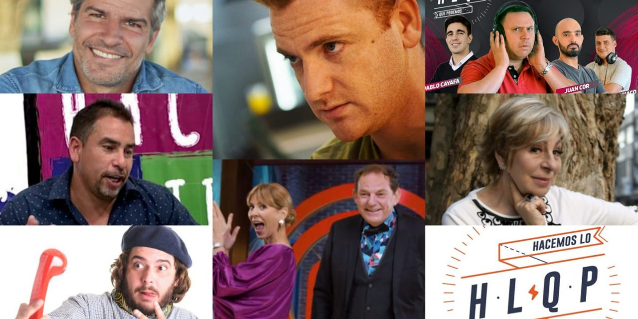"""¿Los 32 famosos o conocidos de Masterchef? Además: ¿Por qué canal 4 levantará """"Agitando""""?"""