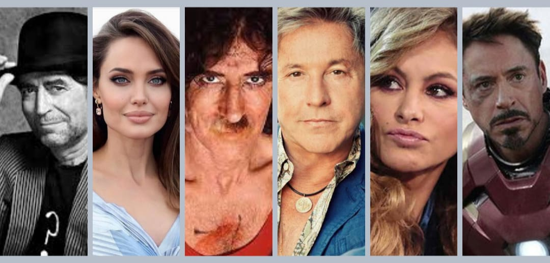 Los famosos y las adicciones