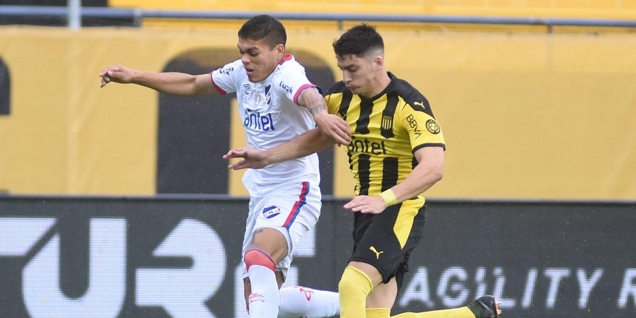 Peñarol y Nacional definen el pasaje a cuartos de Sudamericana