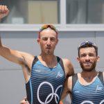 Sexto lugar y diploma olímpico para el remo uruguayo