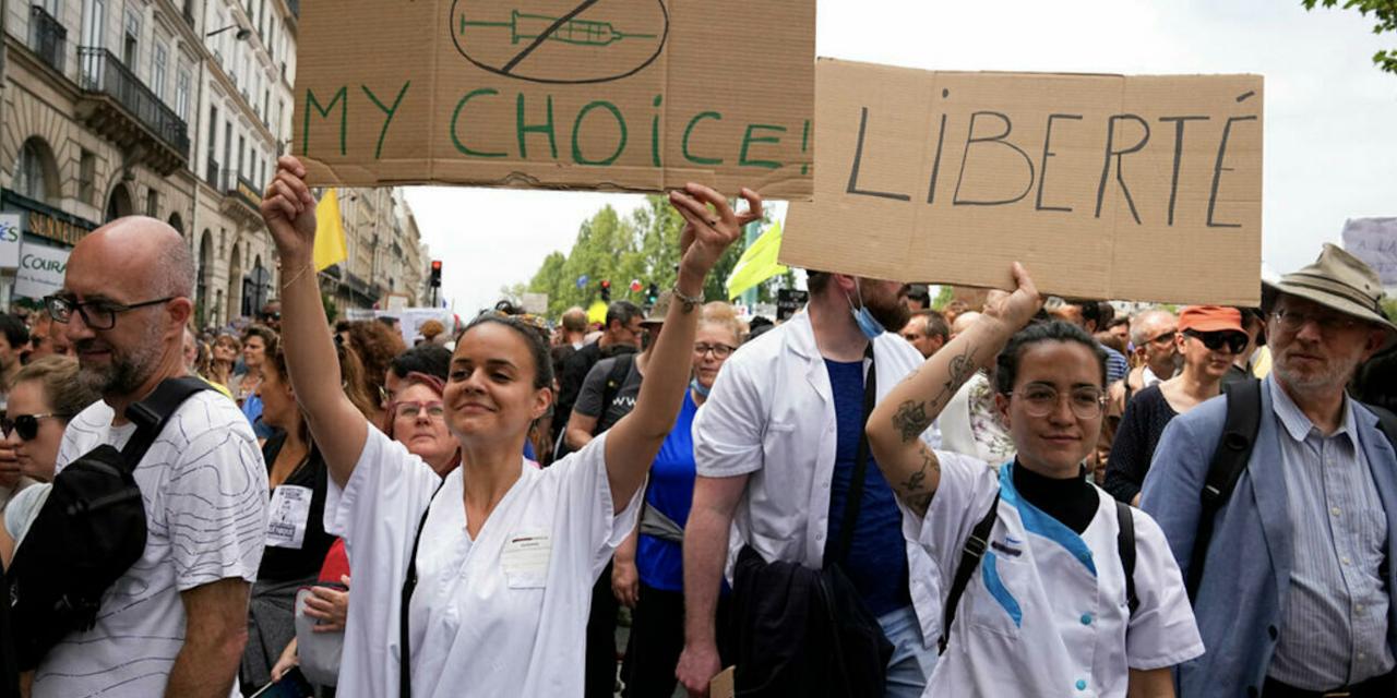 Francia implementa nuevo pase sanitario ante aumento de casos por la variante Delta