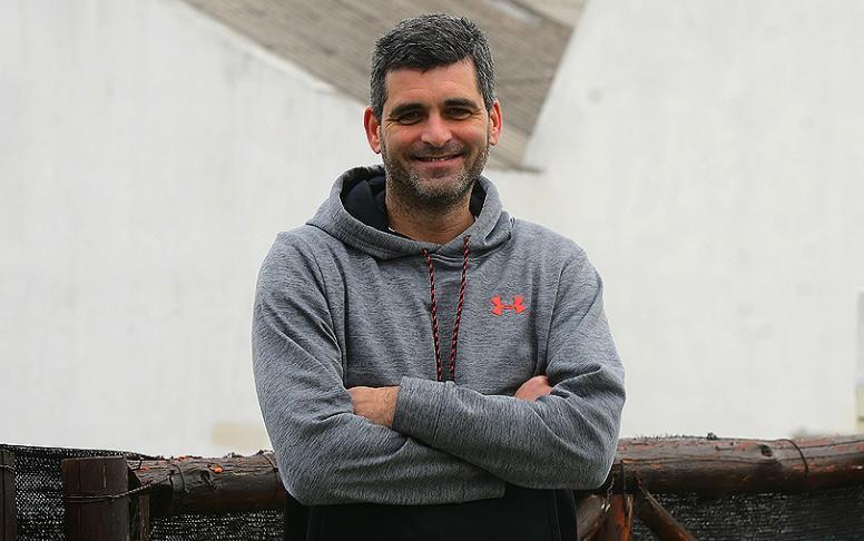 """Gonzalo Fernández: """"Tenemos que ir partido a partido, si agarramos confianza en los primeros partidos vamos a ser complicados"""""""