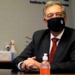 """Ministro Mattos compareció ante la Comisión de Hacienda y dijo que los recursos de colonización """"están asegurados"""""""