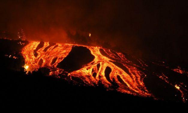 ¿Cuáles son los efectos de la erupción del volcán en Palma?: la columna de Carlos Vera