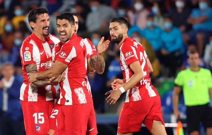 Un Suárez recuperado volvió a enmudecer a varios con un doblete y triunfo para el Atleti