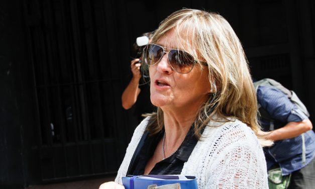 Jueza del caso Stefanía Quirque reconoció que creyó que las medidas privativas eran suficientes