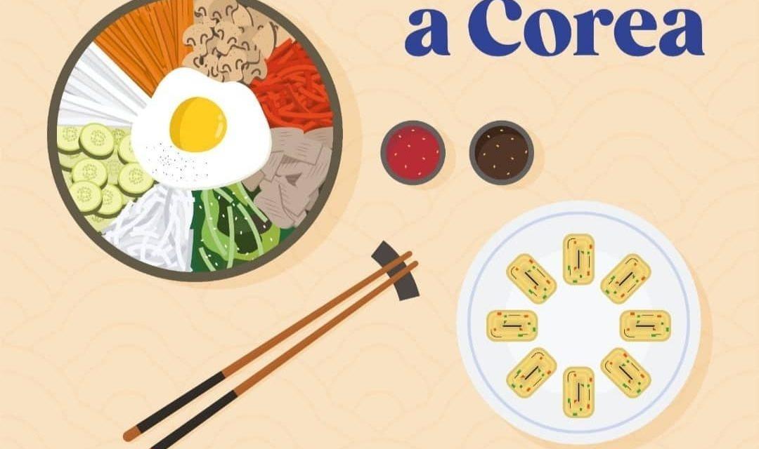 La Embajada de Corea lanza el taller de cocina «Sabor a Corea»