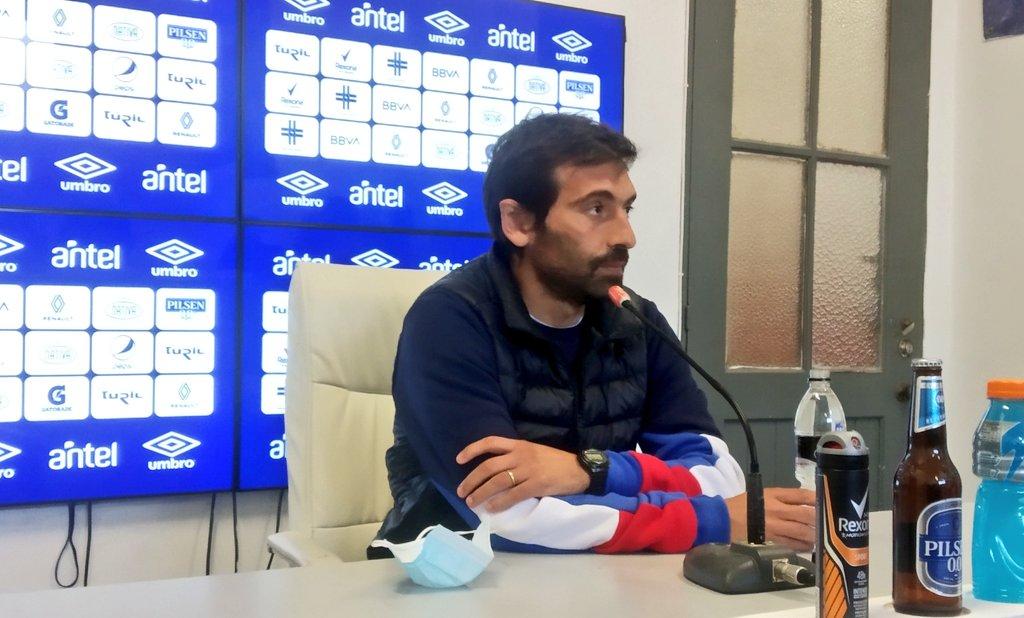 «Definido no tenemos el equipo pero sí Bergessio va a volver a la titularidad»