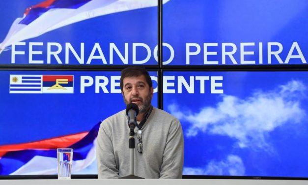 """Pereira lanzó candidatura a presidencia del FA, y aseguró que no volverá a dirección sindical """"sea cual sea el resultado"""""""
