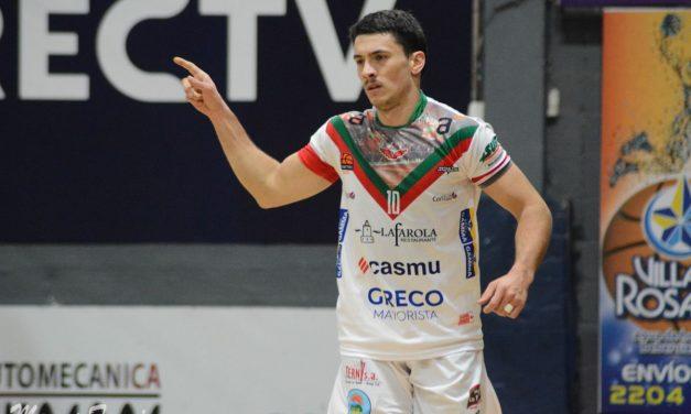 """Andrés Dotti: """"Hacía tiempo que no estaba en un equipo como este, el sentido de pertenencia es muy grande y la humildad se nota"""""""