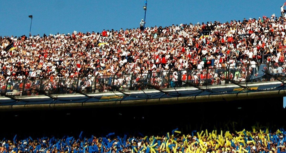 Gobierno argentino autorizó el 50% de público para el fútbol