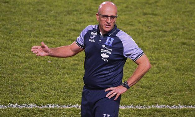 Coito dejó de ser el entrenador de Honduras