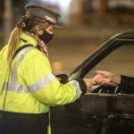 Controles de tránsito en Maldonado: se aplicaron multas y siete espirometrías fueron positivas