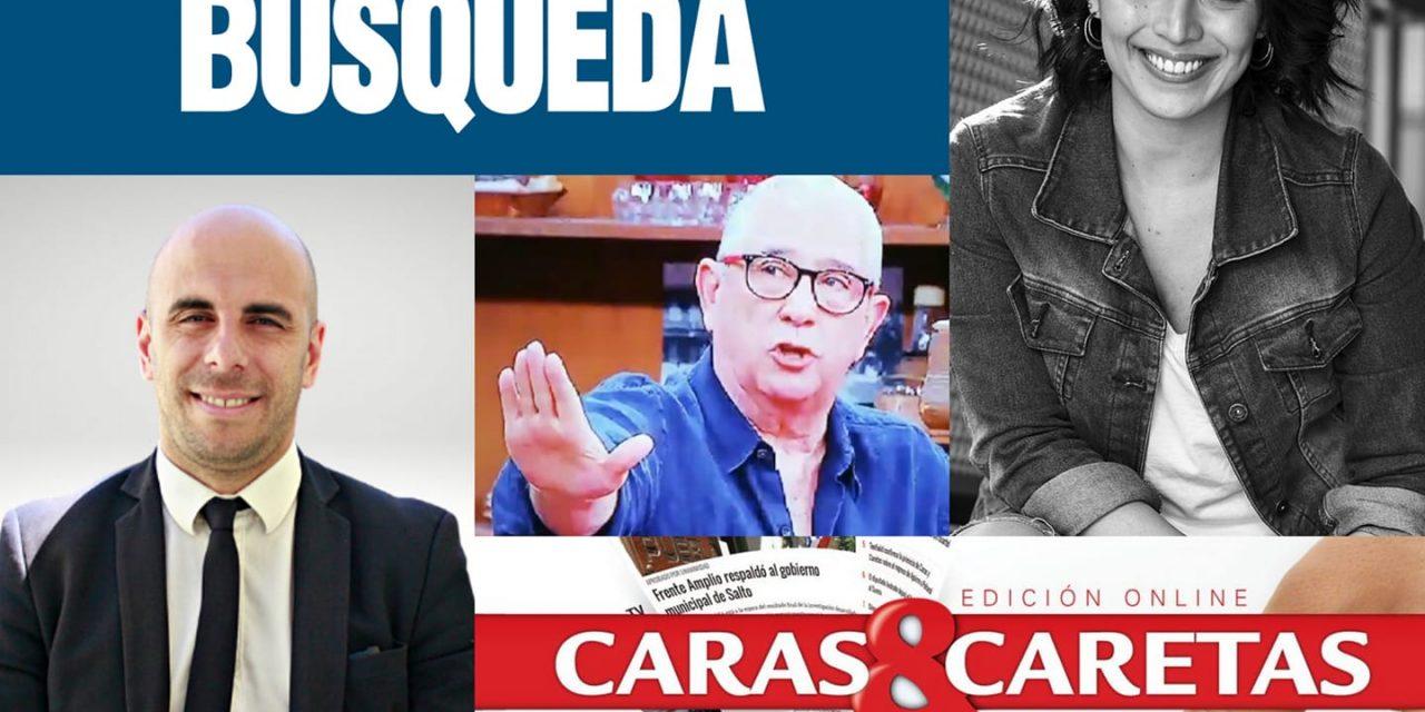 ¿En qué están los juicios de Sergio Puglia y Patricia Madrid contra los medios y un seguidor respectivamente?