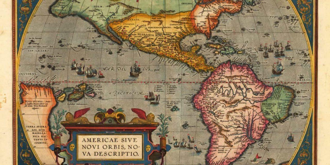 América Latina y el origen de su nombre