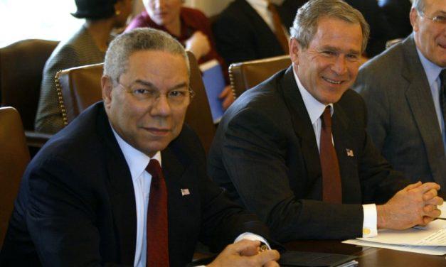 Murió el exsecretario de Estado norteamericano, Colin Powell, por complicaciones derivadas del Covid-19