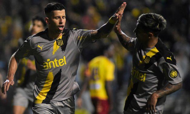 Peñarol aprontó el clásico con triunfo, aunque no sin sufrir