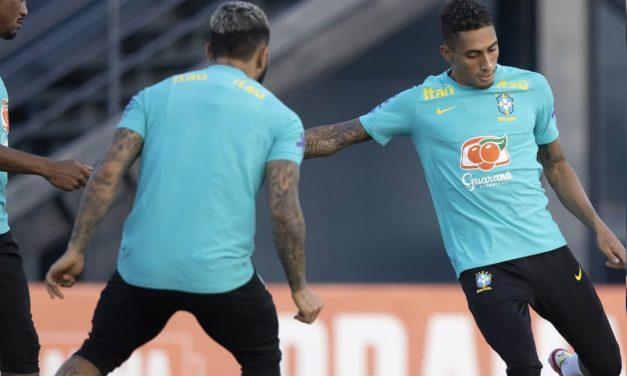Tité confirmó el once ante Uruguay con cinco cambios