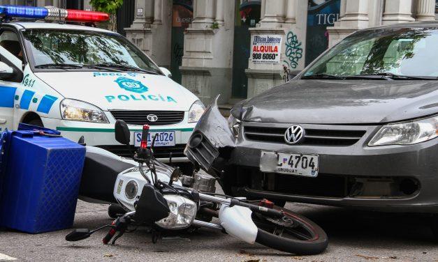 Siniestros de tránsito: en primer semestre del año 221 personas fallecieron