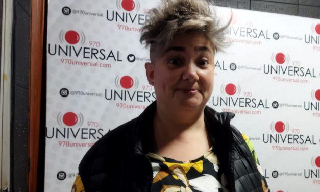 Jimena Márquez: «Haberme atrevido a ponerme dentro de la escena en 'El desmontaje', fue un antes y un después»