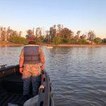Prefectura de Paysandú busca un hombre que desapareció en la aguas del Río Uruguay