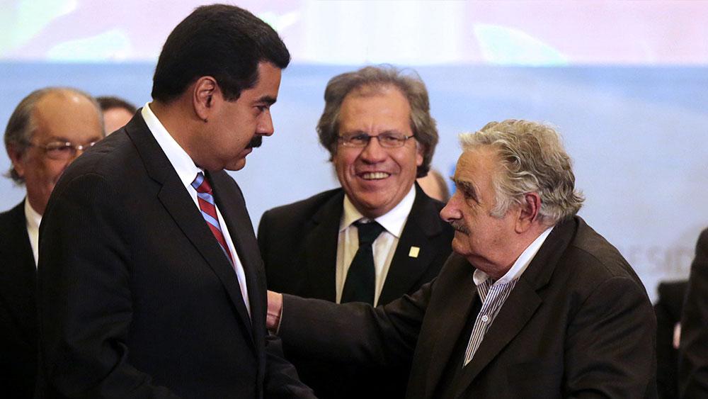 Luis Almagro: «Sigo en la izquierda, nunca me moví de allí»