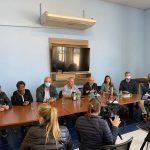 El Partido Nacional realiza actividades en Montevideo y Tacuarembó en campaña a favor de la LUC