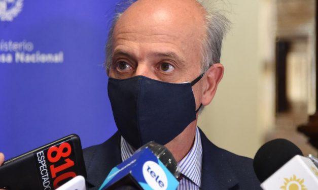 García defendió la decisión de declarar confidencial las actas del exrepresor Méndez: «No tiene nada que ver con DDHH»